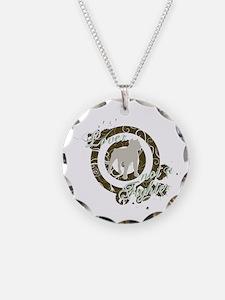 4-loverfighterdark Necklace