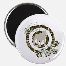 4-loverfighterdark Magnet