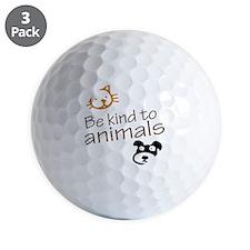 be kind2 Golf Ball