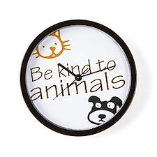 be kind2 Wall Clock