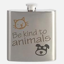 be kind2 Flask