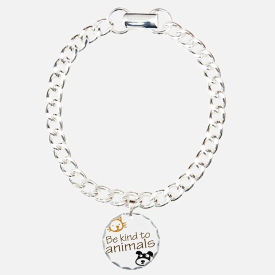 be kind2 Charm Bracelet, One Charm