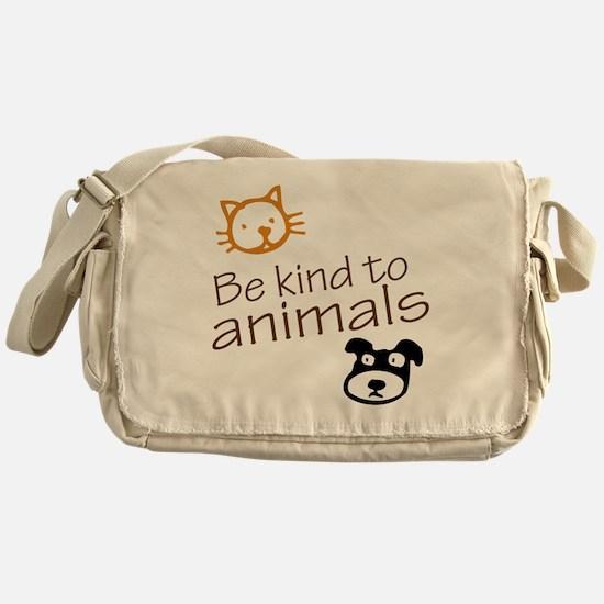 be kind2 Messenger Bag