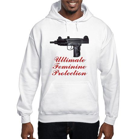 UZI, Ultimate Feminine Protec Hooded Sweatshirt