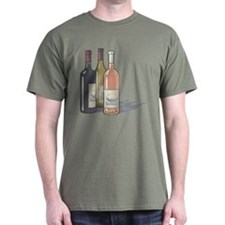 Trio of Wine T-Shirt