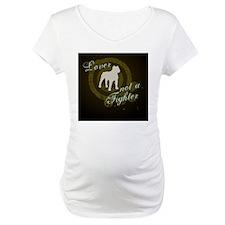 2-loverfighterdarkbg-horz Shirt