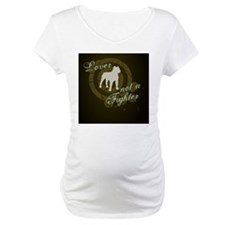 loverfighterdarkbg-crd Shirt