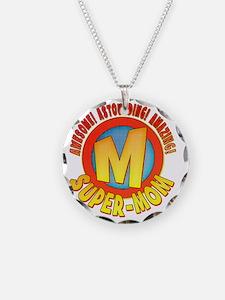 SuperMom2010 Necklace