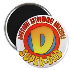 SuperDad2010 Magnet