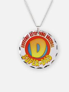 SuperDad2010 Necklace
