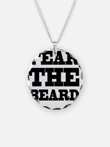 Fear The Beard Necklace