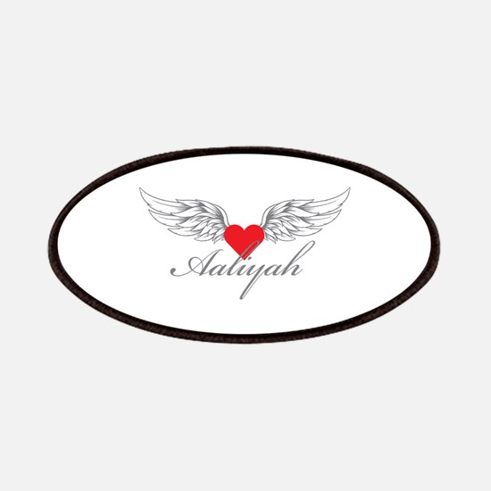 Angel Wings Aaliyah Patches