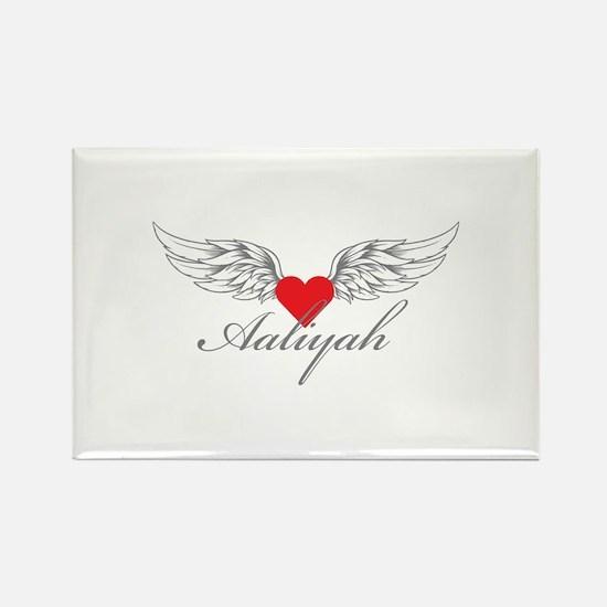 Angel Wings Aaliyah Magnets
