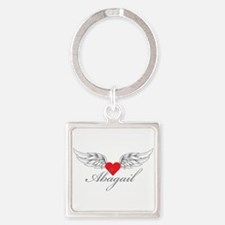 Angel Wings Abagail Keychains