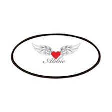 Angel Wings Abbie Patches
