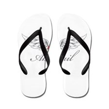 Angel Wings Abbigail Flip Flops