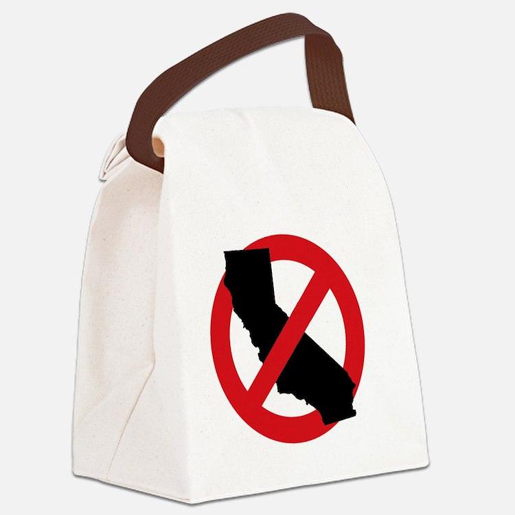 ANTI-CALI Canvas Lunch Bag