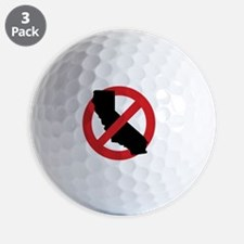 ANTI-CALI Golf Ball