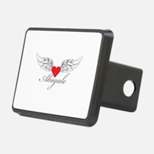 Angel Wings Abigale Hitch Cover
