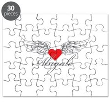 Angel Wings Abigale Puzzle