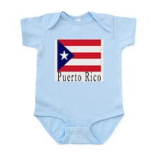 Puerto Rico Infant Bodysuit