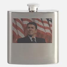 reaganheroforblack Flask