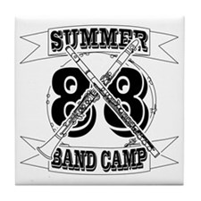 band_camp_for_CP Tile Coaster