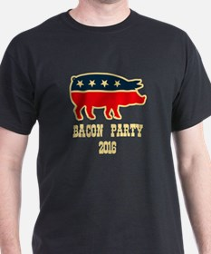 Bacon Party 2016 T-Shirt
