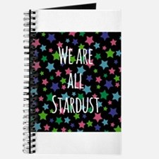 We are all stardust Journal