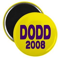 Dodd 2008 Yellow Magnet