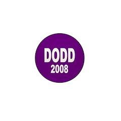 Dodd 2008 Purple Mini Button