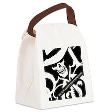 skulduggery_logo_1024x768 Canvas Lunch Bag