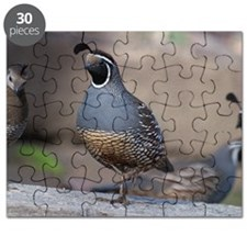 quail_greet_card Puzzle