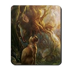 cat_journal Mousepad