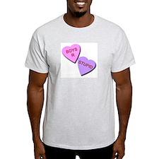 Boys R Stupid T-Shirt