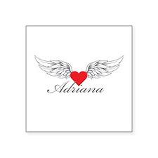 Angel Wings Adriana Sticker