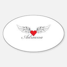 Angel Wings Adriana Decal