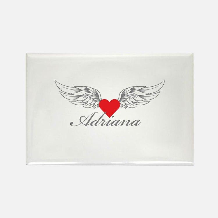Angel Wings Adriana Magnets