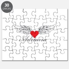Angel Wings Adriana Puzzle
