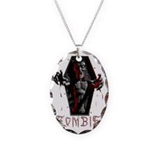 zombie_coffin02 Necklace