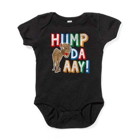 Humpdaaay Wednesday Baby Bodysuit