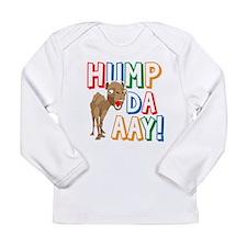 Humpdaaay Wednesday Long Sleeve T-Shirt