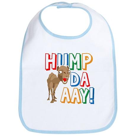 Humpdaaay Wednesday Bib