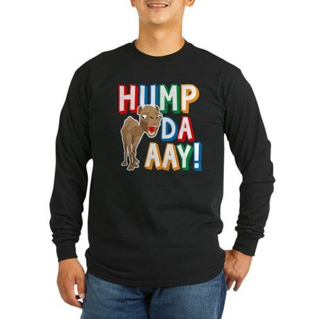 Humpdaaay Wednesday Long Sleeve T-Shirt