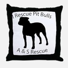 custom-aandsrescueampitbulls-travelmu Throw Pillow