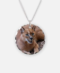 CaracalBCR007 Necklace