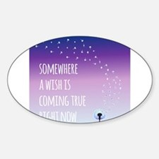 Dandelion Wishes Decal