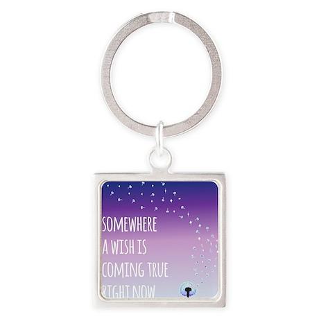Dandelion Wishes Keychains