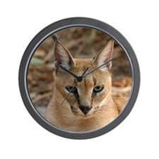 CaracalBCR030 Wall Clock