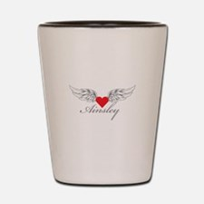 Angel Wings Ainsley Shot Glass